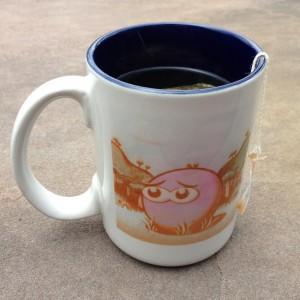 Bounce On mug